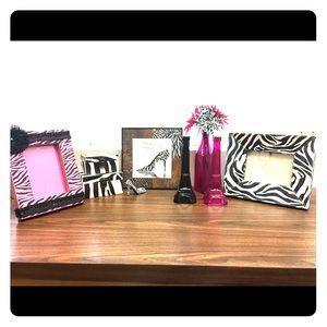 Zebra print bundle